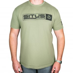 Street Cop Training Green T Shirt
