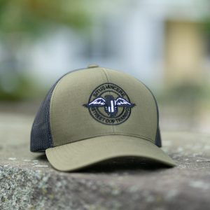 Street Cop Training Green Eagle Hat